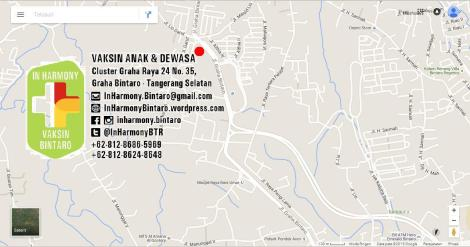 IHIC Vaksin Bintaro Graha Raya GR.24 No.35 Parigi Bintaro Tangerang Selatan